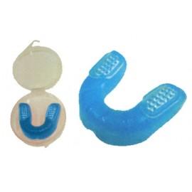 Protecție dentară cu pernă de aer