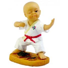 """Figurina mica karate """"C"""""""
