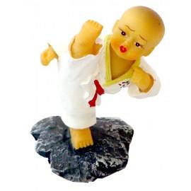 """Figurina mica karate """"G"""""""