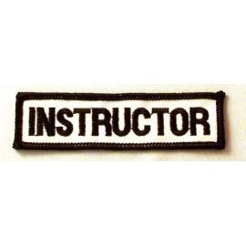 """Emblema """"Instructor"""""""